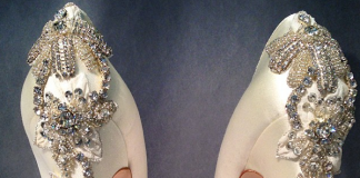 Wedding Bridal Shoes Instagram
