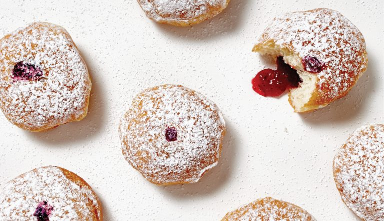 Holtman's Brings The Sufganiyot