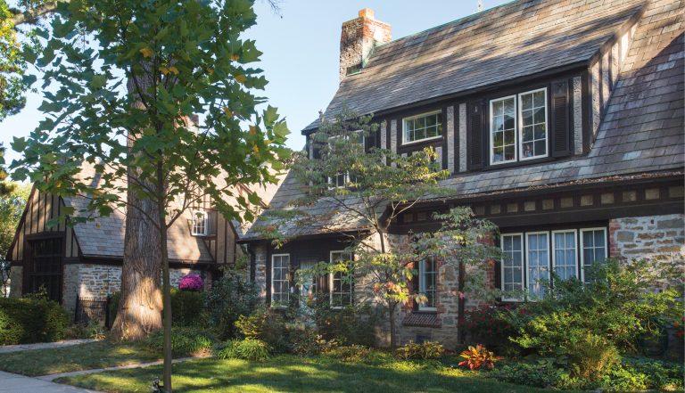 Cottage Life in Mariemont