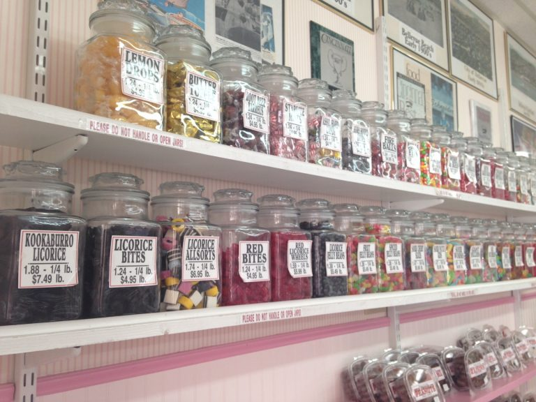 Top 5 Candy Shops