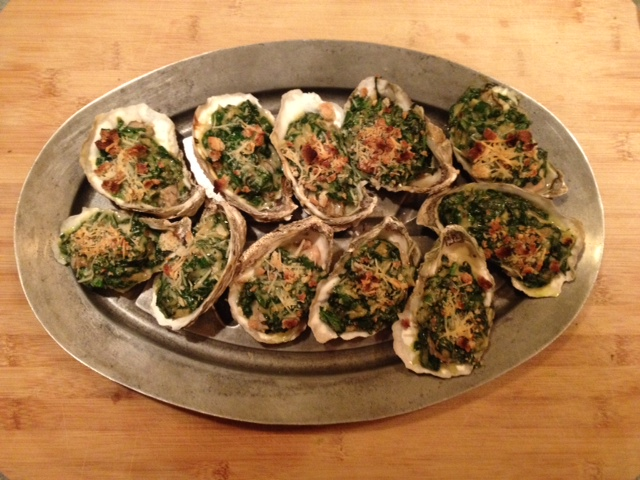 The Truth About Oysters Rockefeller