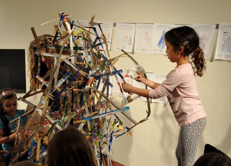 Beyond Fingerpainting: Family First Saturdays at the Cincinnati Art Museum