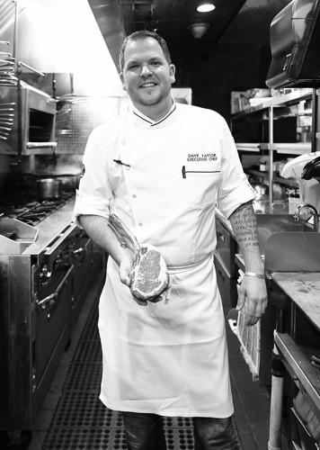 Executive Chef Dave Taylor