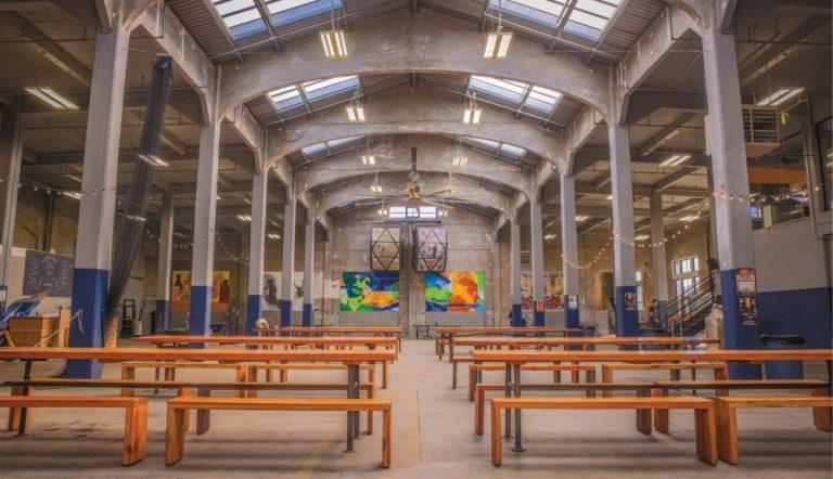 Venue Spotlight: Rhinegeist Brewery