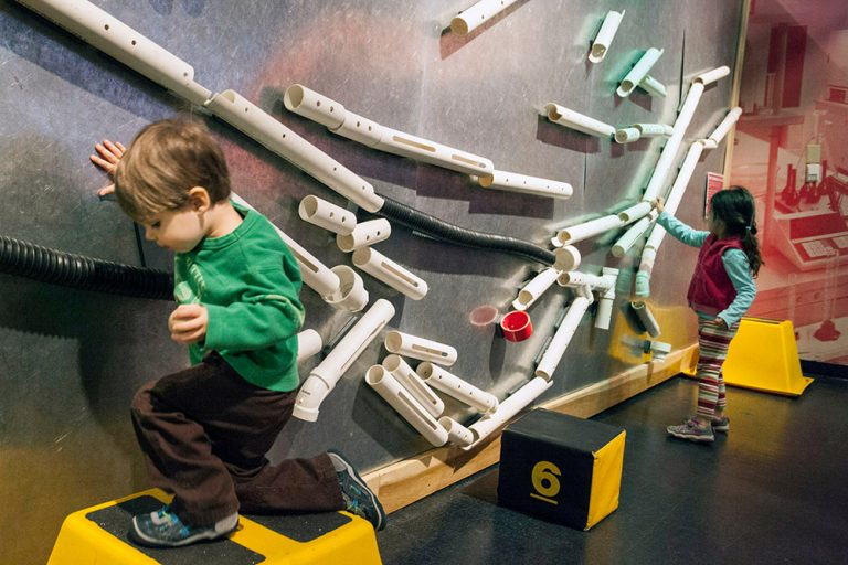 Hands-On Fun at the Kentucky Science Center