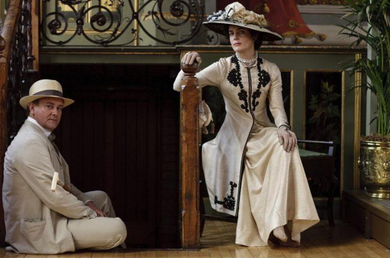 Long Weekend: 'Dressing Downton' at the Biltmore