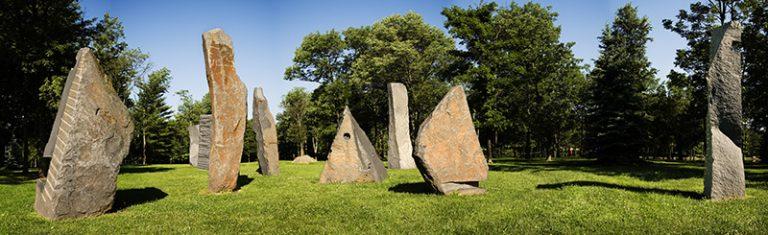 Art <i>En Plein Air</i> at Pyramid Hill Sculpture Park