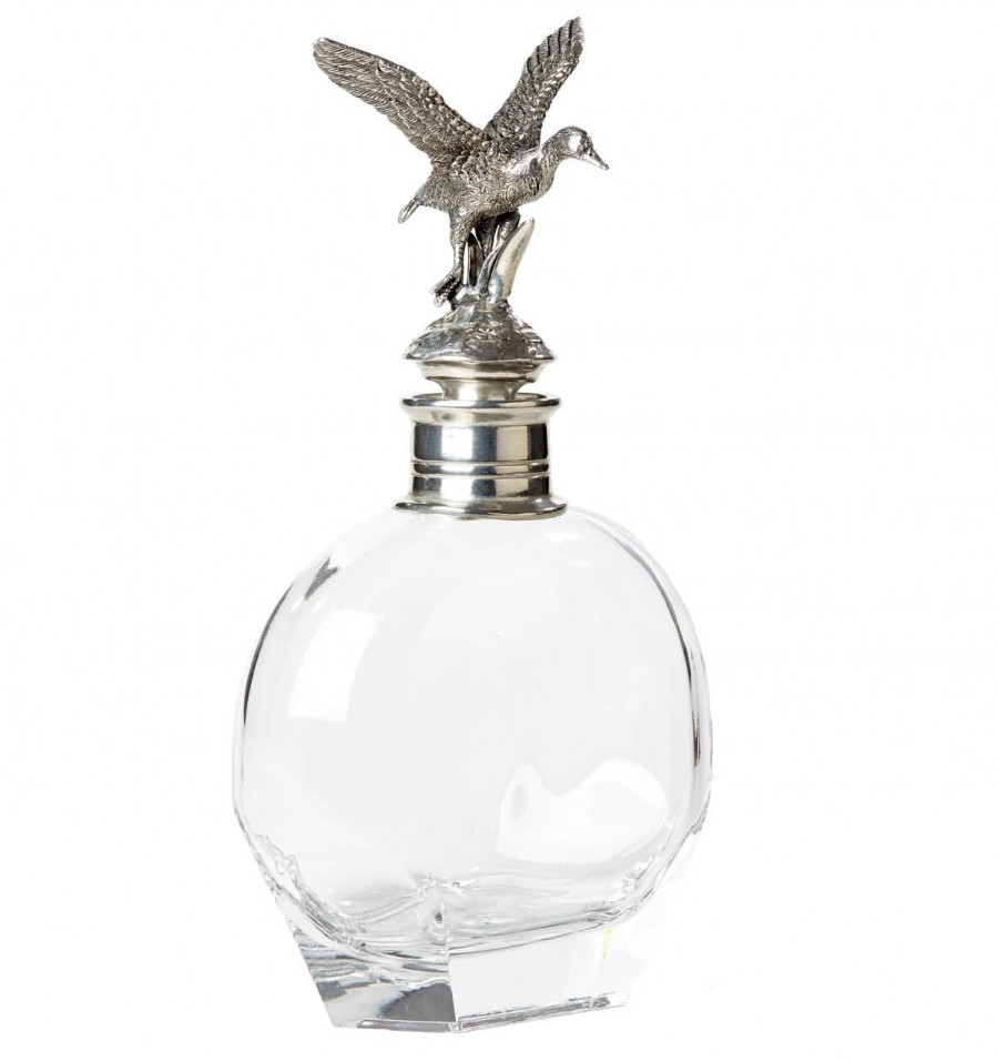 Vagabond House Flying Duck decanter