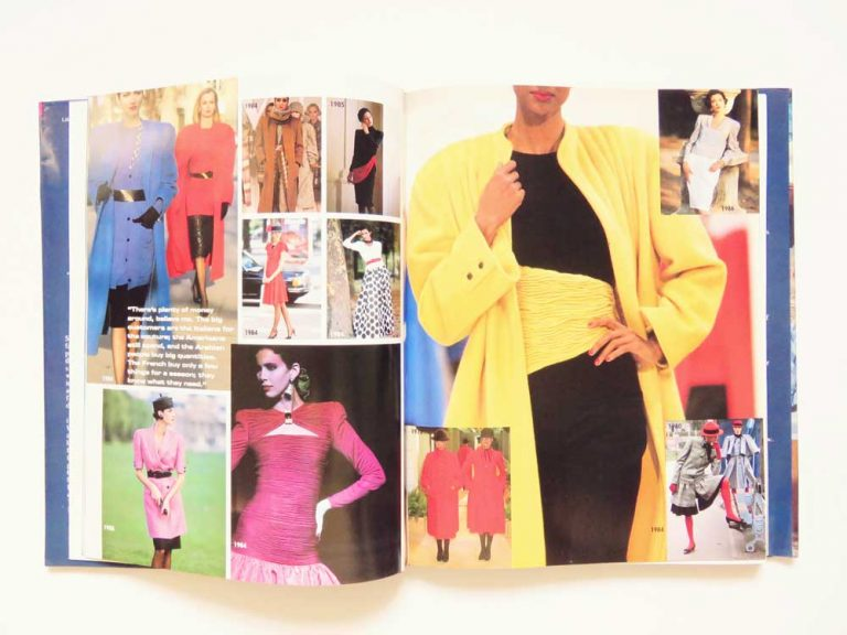 #TBT to The Designing Life, 80's Fashion at its Finest