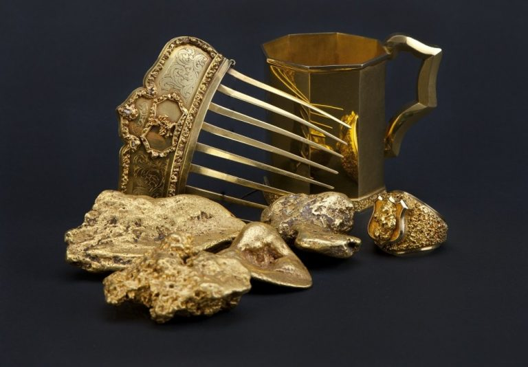 <i>Gold! Riches and Ruin</i> at Indy's Eiteljorg Museum