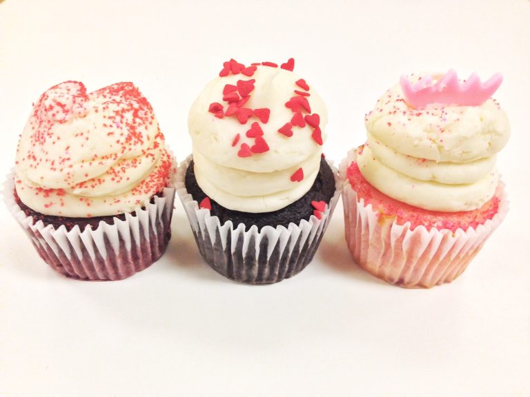 Food is Love: Gigi's Cupcakes