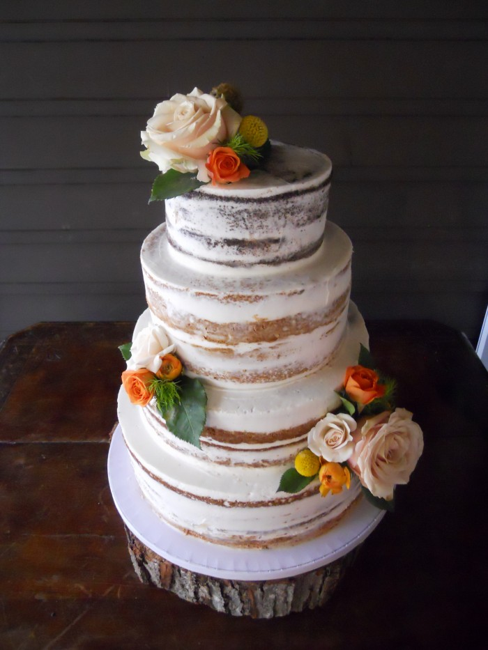 Maribelle Cakery Special Occasion Cake Gallery: Trend Watch: Naked Cakes