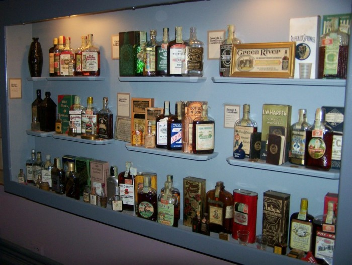 Study (Then Drink) Up at The Oscar Getz Museum of Whiskey History