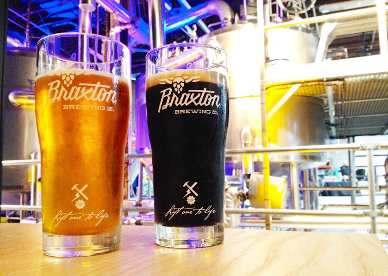 Open: Braxton Brewing Company