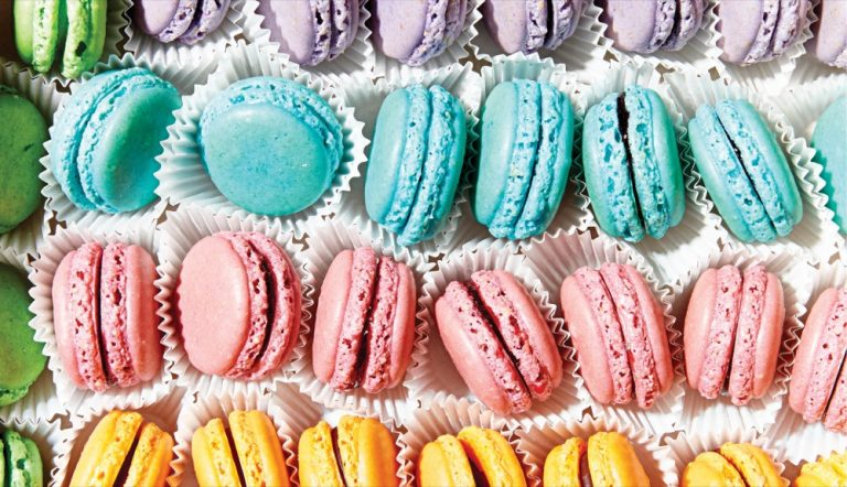 Frieda's Desserts Has Upped Cincinnati's Macaron Game