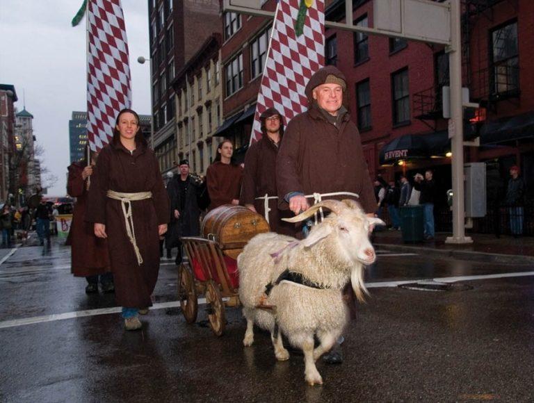 Bockfest Warmup: Precipitation Retaliation Happy Hour