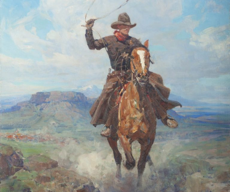 A Wild West Collection Roams Into The Taft
