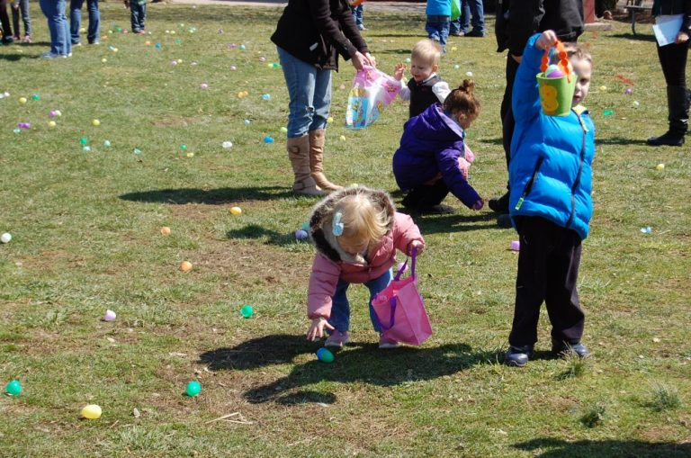 Celebrate Easter on the Farm