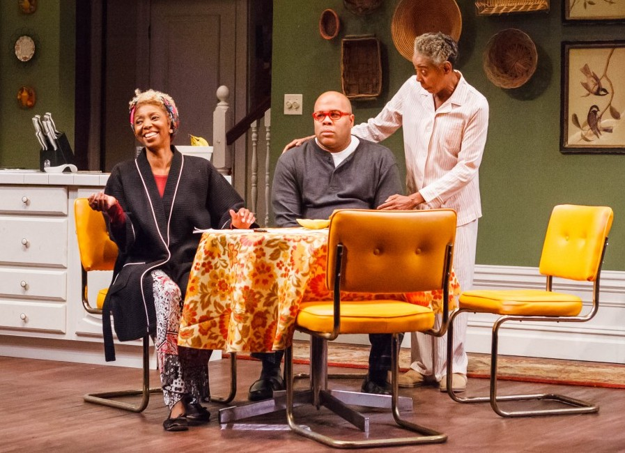 Sharon Washington Kevin R. Free and Marjorie Johnson in 'Dot' by Colman Domingo