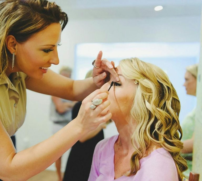 Wedding Day Beauty Tips With Makeup