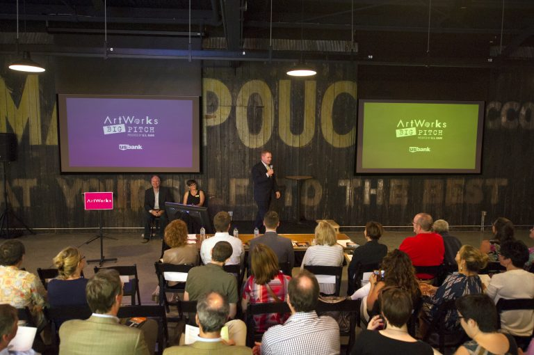 ArtWorks Calls on Entrepreneurs for 'Big Pitch' Round Two