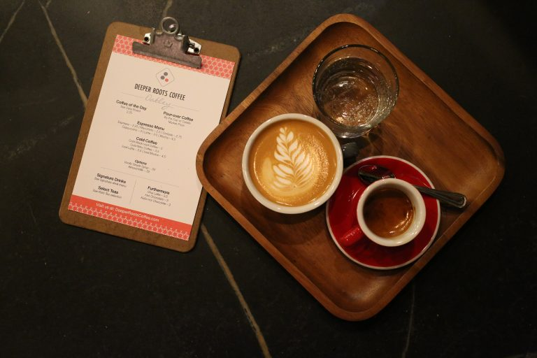 Deeper Roots Coffee Opens in Oakley Square