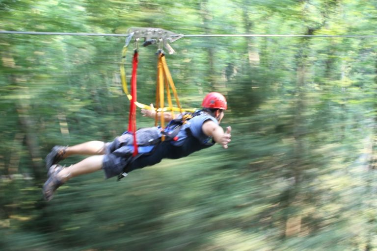 Worth The Drive: A Superlative Roundup of Zip Line Tours