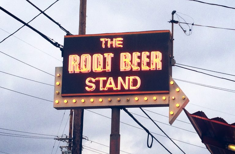 Open For The Season: The Root Beer Stand