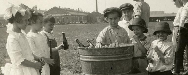 Historic Photo Roundup: Cincinnati Kids from 1911–1928