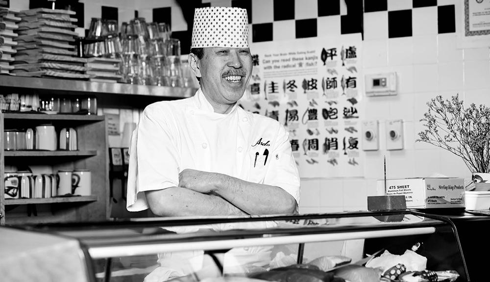 Chef Ken Ando