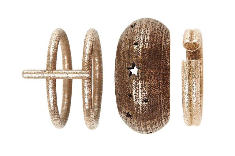 The Find: 3D-Printed Rings