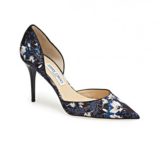 Addison d'Orsay pumps, $750, Saks Fifth Avenue, saks.com