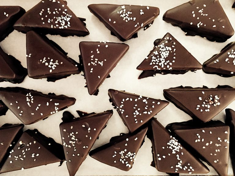 Try This: Salted Caramel Shortbread from Wyoming Pastry Shop