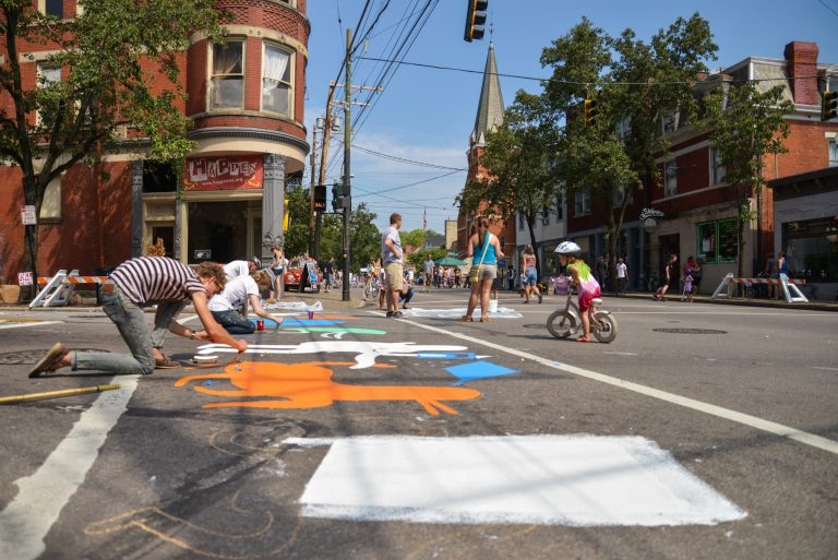 Take to the (Cincy Summer) Streets