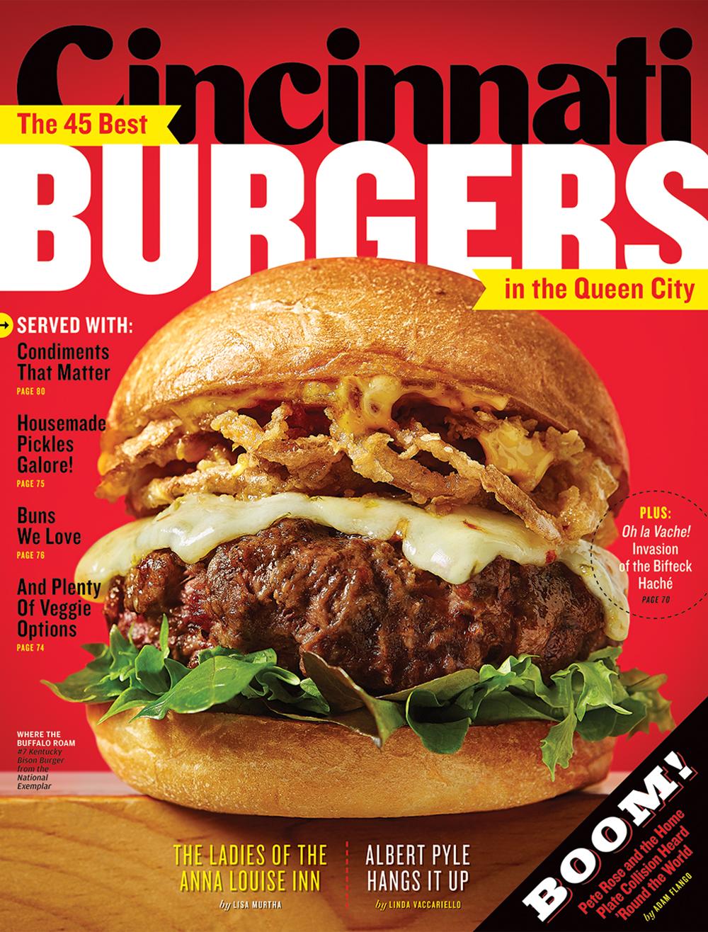 Best Burgers 2015