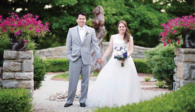 Local Love: Tricia Wilks + Michael Chou