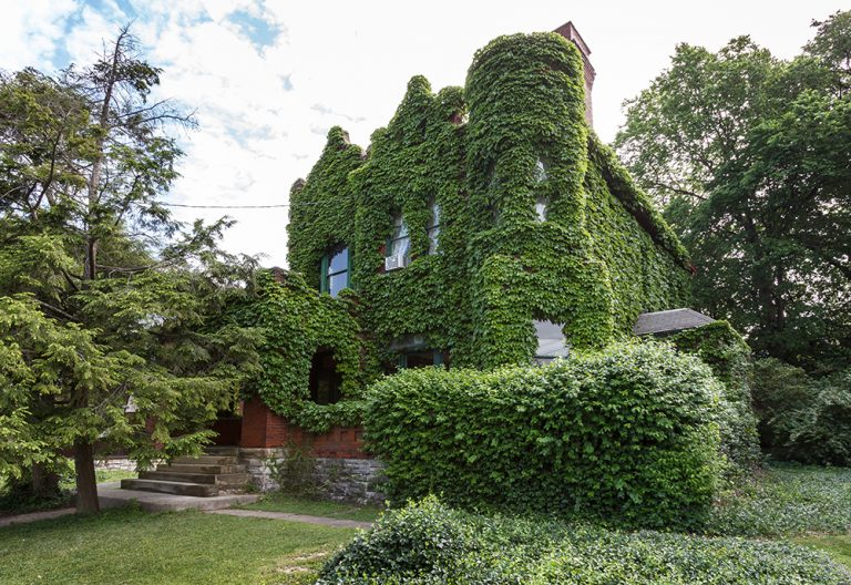 """On The Market: Hyde Park's """"Ivy Manor"""""""