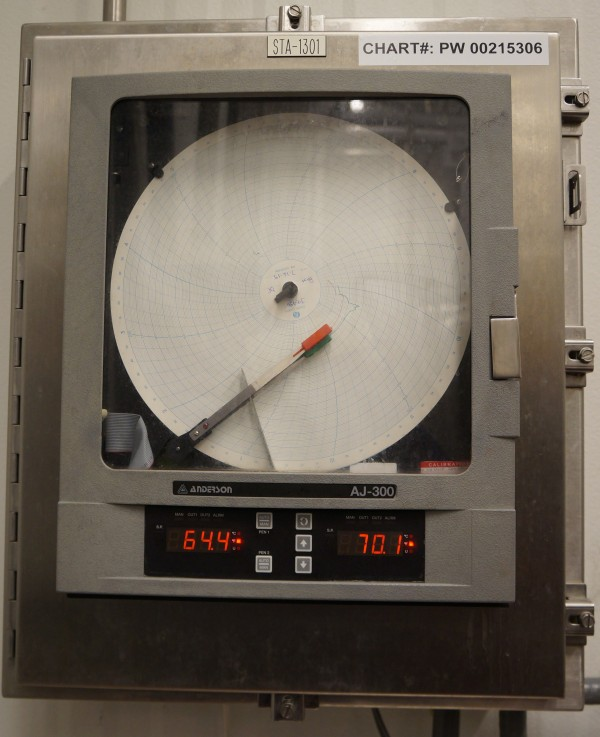 One of the first steps to updating the production process was up-to-code Pasteurization. This machine regulates the temperature of the milk to ensure compliance.