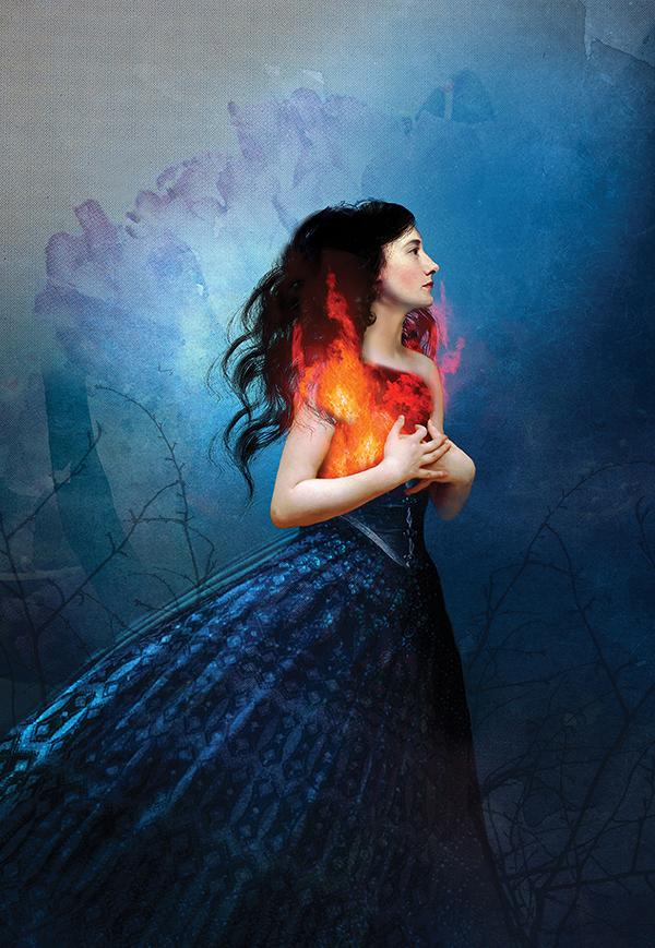 Cincinnati Opera's 2015 Season Illustrations, Il Trovatore