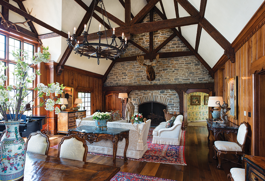 english homes interiors traditional comforts a former lodge and the 11578