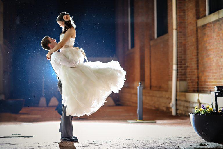 Local Love: Sarah Schneider + Ben Petracco