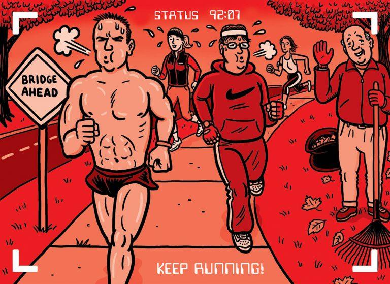The Observer: Running Commentary