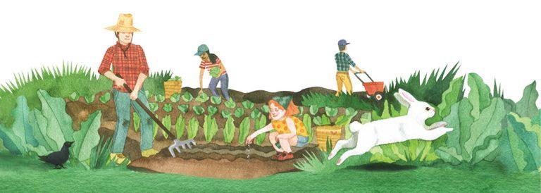 Summer 2015 Farmers' Market Guide: Diary of a CSA Member