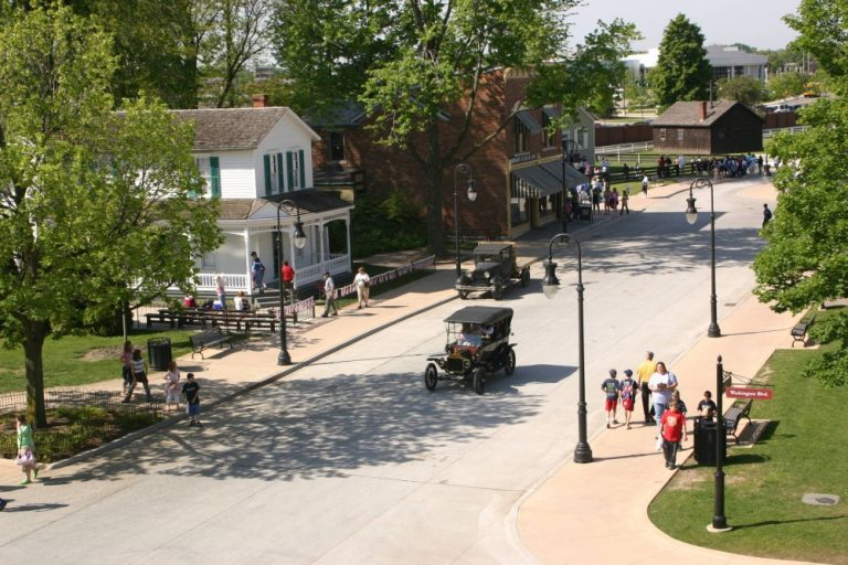Worth The Drive: The Henry Ford Museum and Greenfield Village