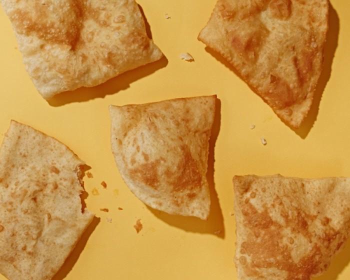 Bhatura Bread from Delhi Palace