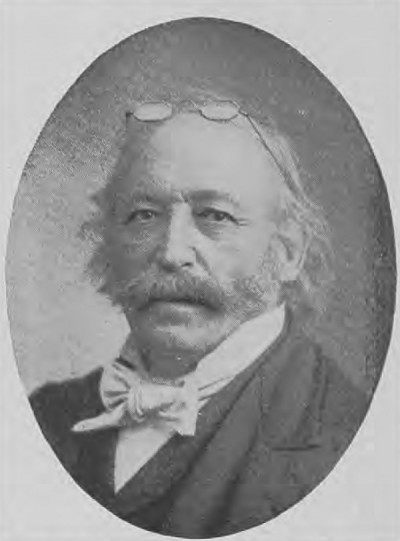 Portrait of Isaac M. Wise
