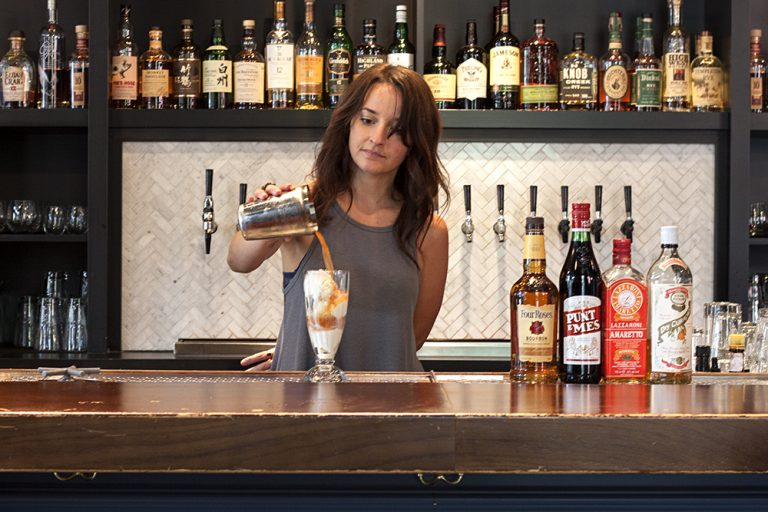 Try This: Boozy Floats at Sundry and Vice