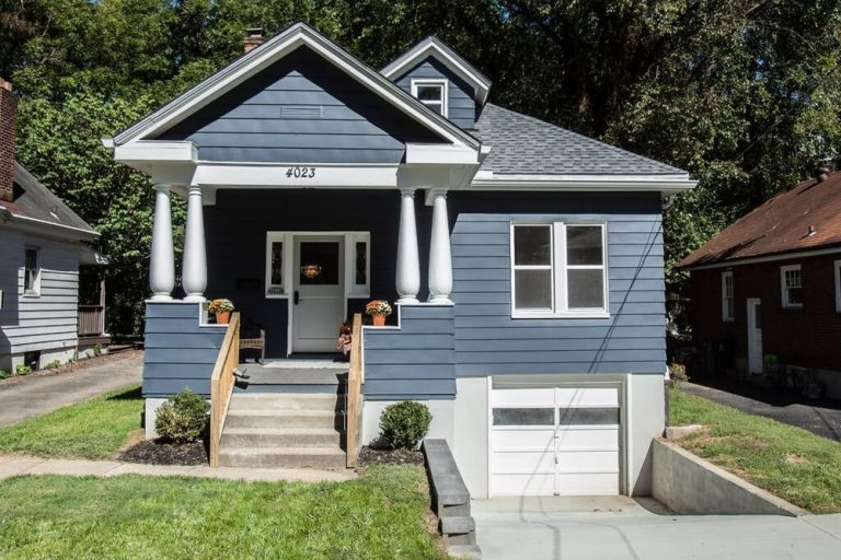 On The Market: A Rehabbed Oakley Bungalow