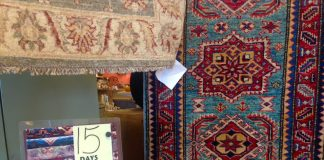 Ten Thousand Villages' Annual Rug Event