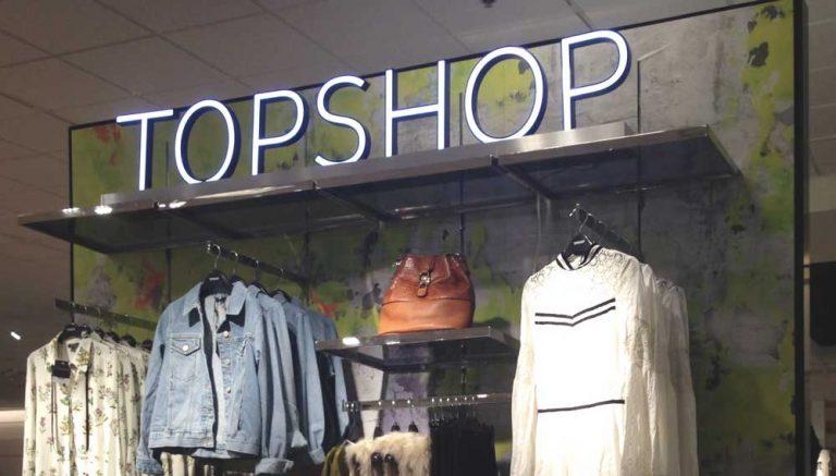 Shop Around: Topshop x Nordstrom
